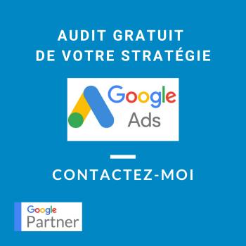 Audit gratuit Google Ads