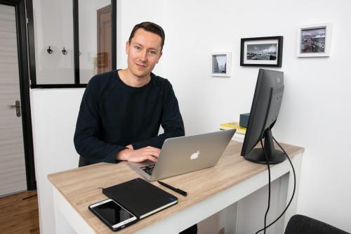 Boudenan Pierre-Antoine - Consultant référencement naturel