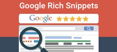 Google avis rich snippets